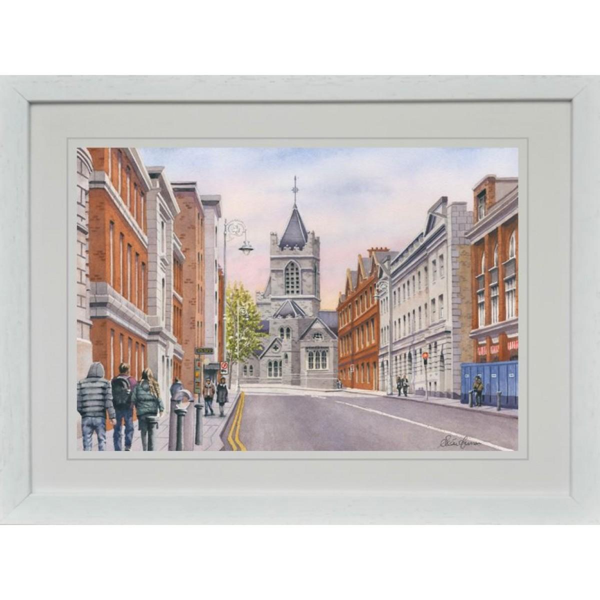 """Christchurch Cathedral, Dublin"""
