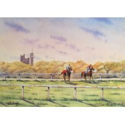 """""""Early Morning, The Curragh"""""""